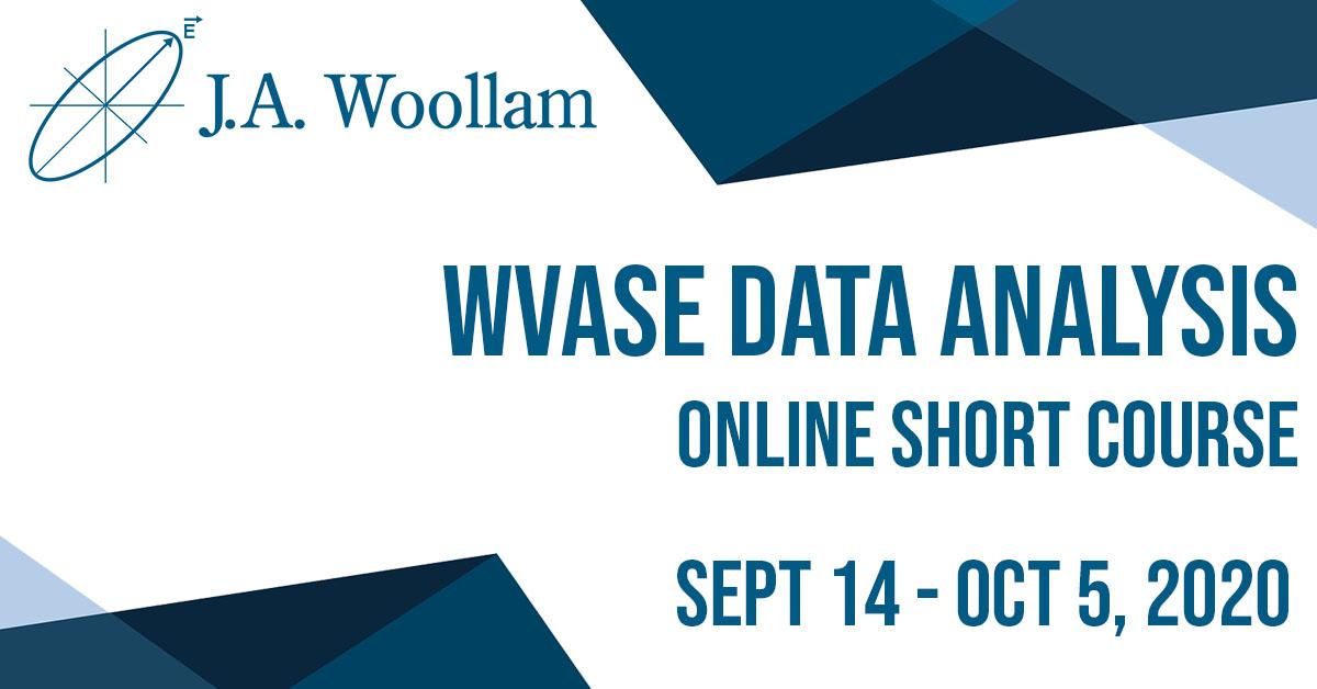 2020 WVASE Online Short Course